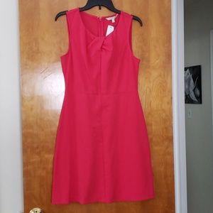 41 Hawthorn pink Fallon dress